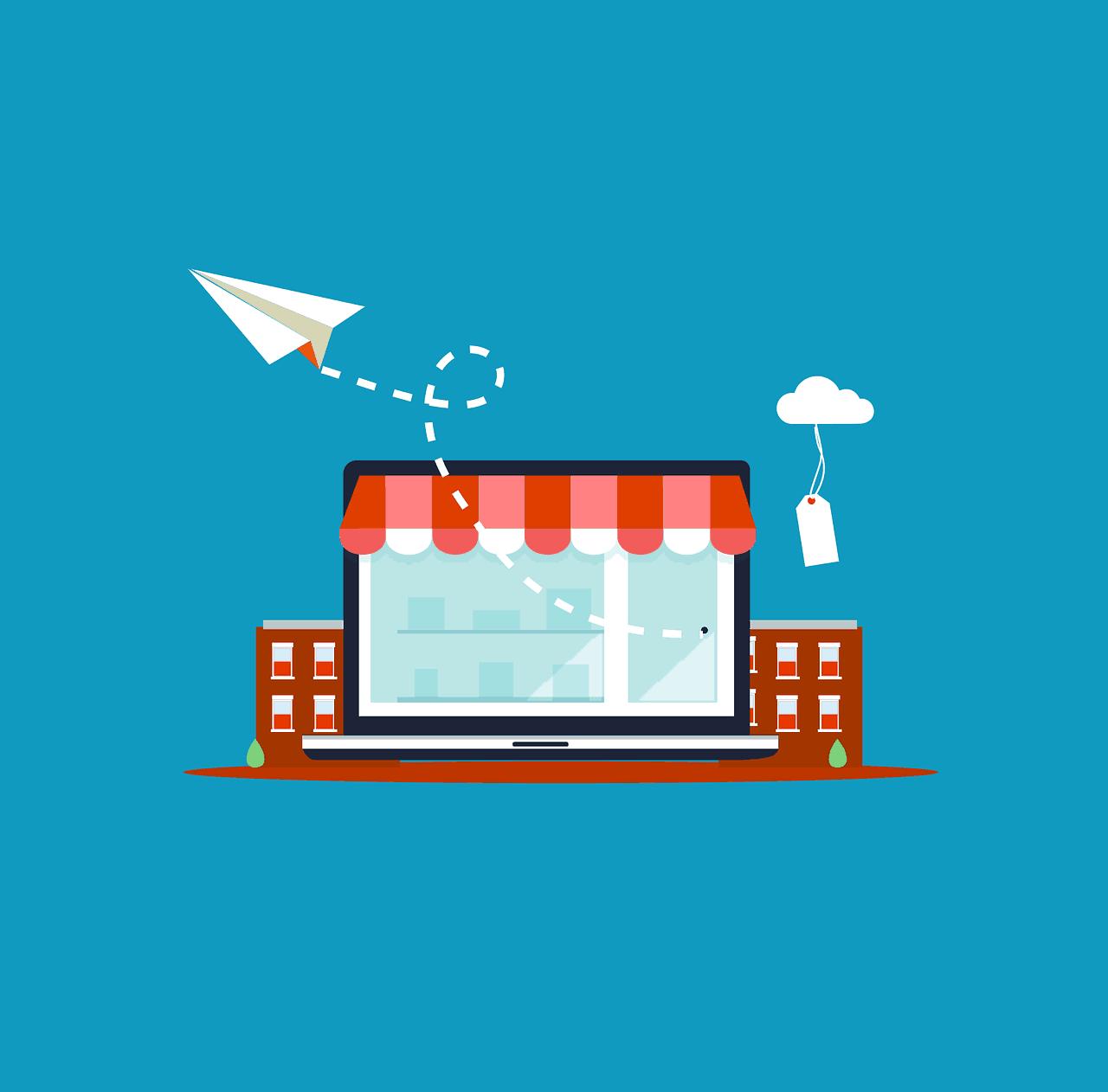 Website for E-commerce businesses