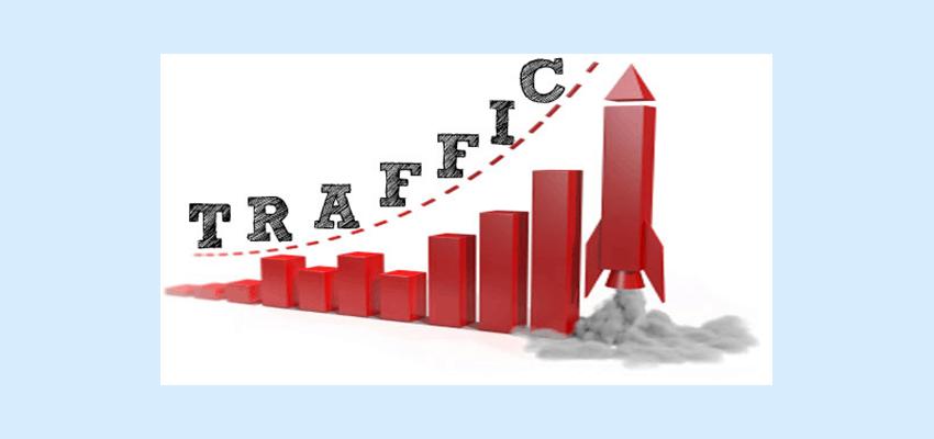 Higher Traffic