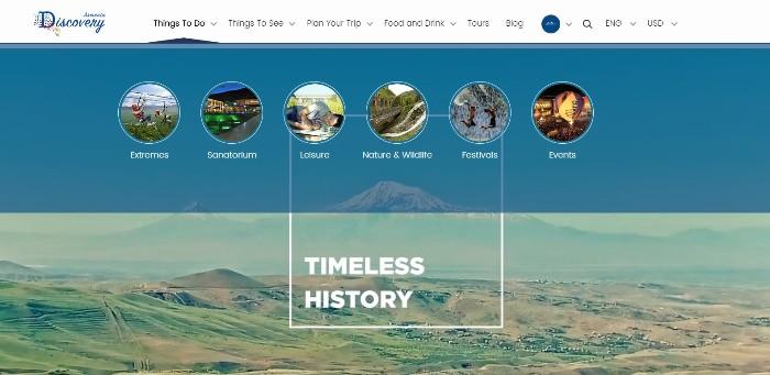 Armenia Discovery travel design