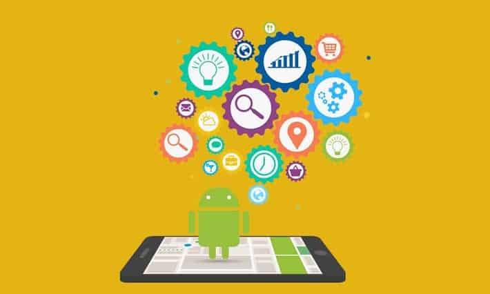 Android App Development Permits More Feature Flexibility