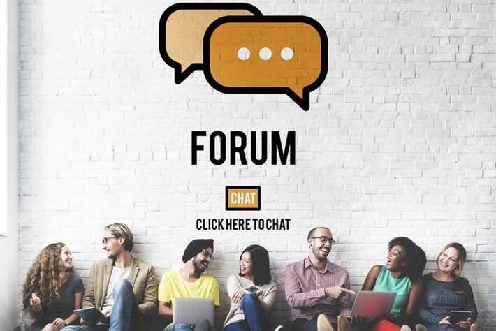 Forum on Your Website