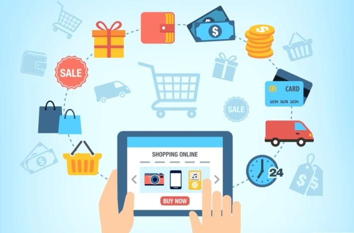 Commercial website convenience