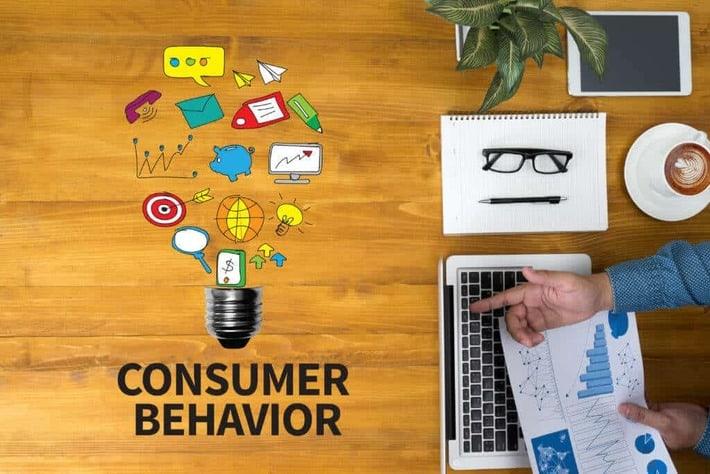Knowledge of customer behavior