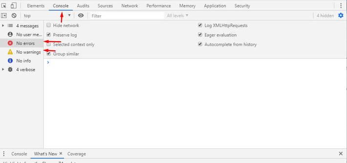 Check website server errors- How to Check Website Quality