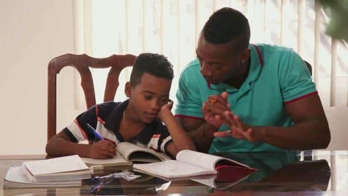 How home-teaching began
