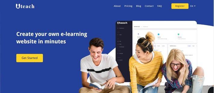 Teaching platform - Uteach