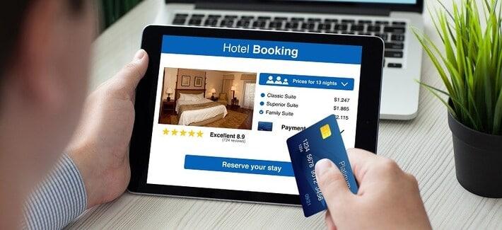 Հյուրանոցային ամրագրման համակարգ