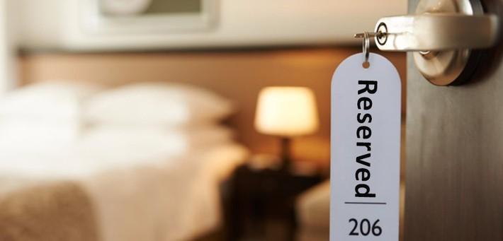 Հյուրանոցային սենյակների ամրագրում