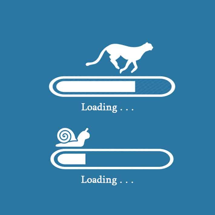 Slow Loading Image