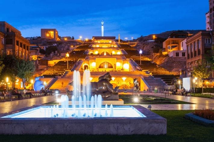 Welcoming Armenia
