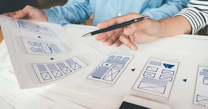Web design company Experience